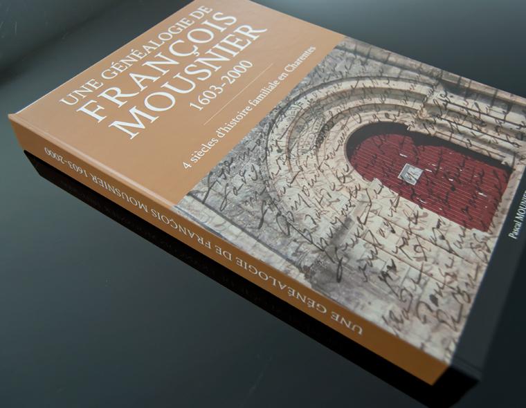 Généalogie de François Mousnier 1603-2000