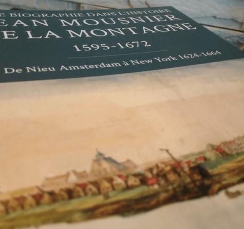 Jean Mousnier De La Montagne 1595-1672